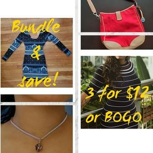🌠MOVING SALE🌠 bundle and save